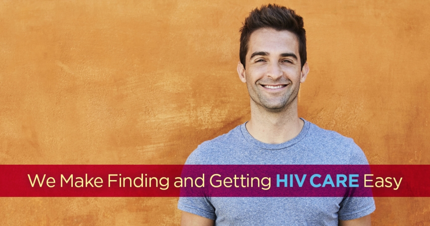 Finding HIV Care Doesn't Have to be Confusing.