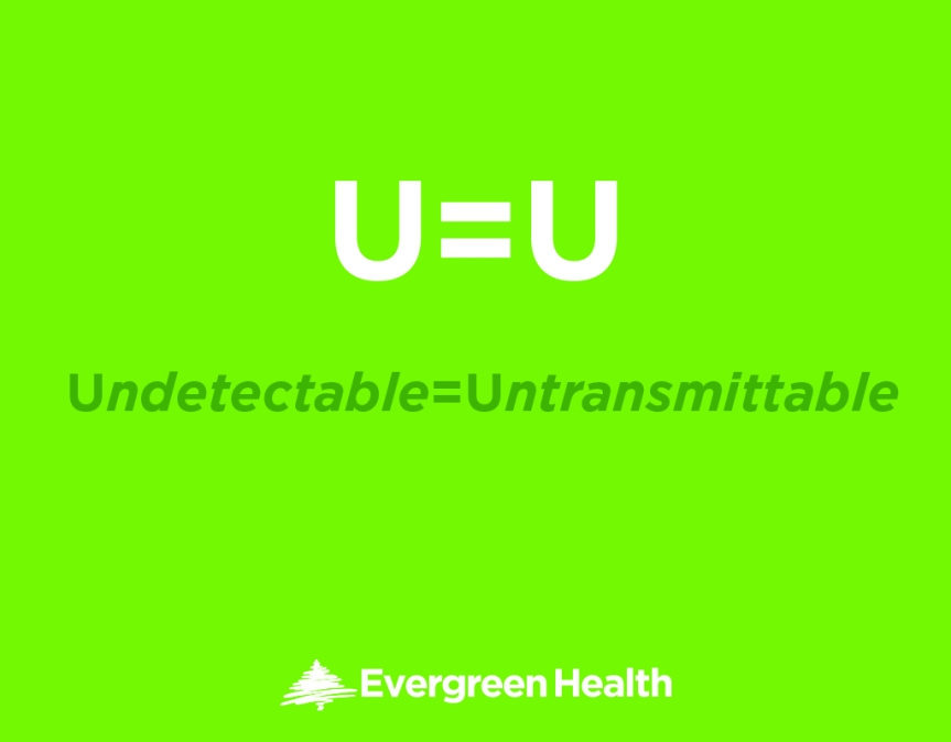 Here's what Undetectable=Untransmittable  (U=U) reallymeans.